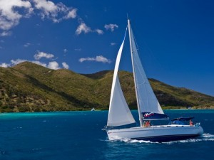 Dallas Social Media speaker J.R. Atkins sails the BVI