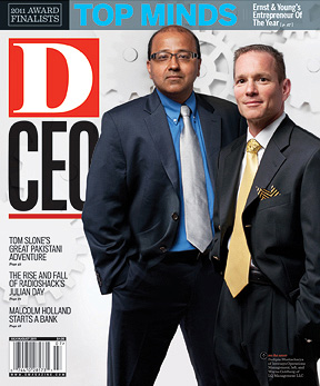 Dallas social media speaker J.R. Atkins is an avid reader of D CEO by D Magazine
