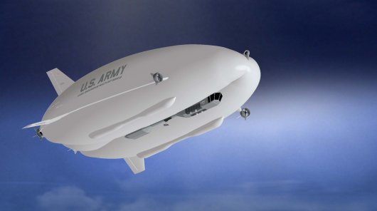 Dallas Social Media Strategist J.R. Atkins wriest about The new Hybrid Airship