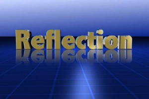 Author J.R. Atkins on the important of reflection