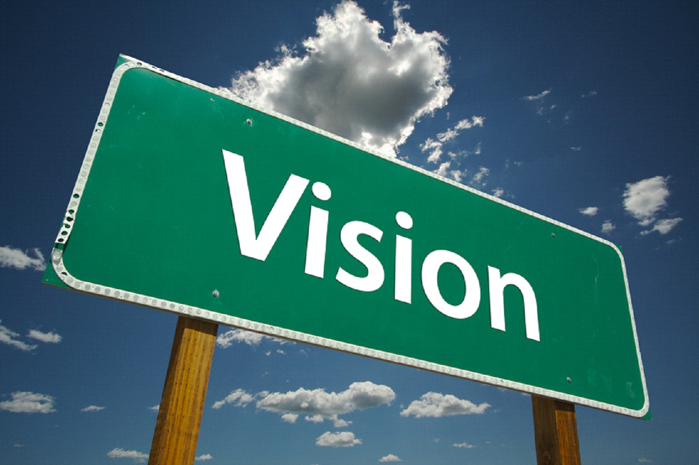 Author J.R> Atkins speaks on Vision