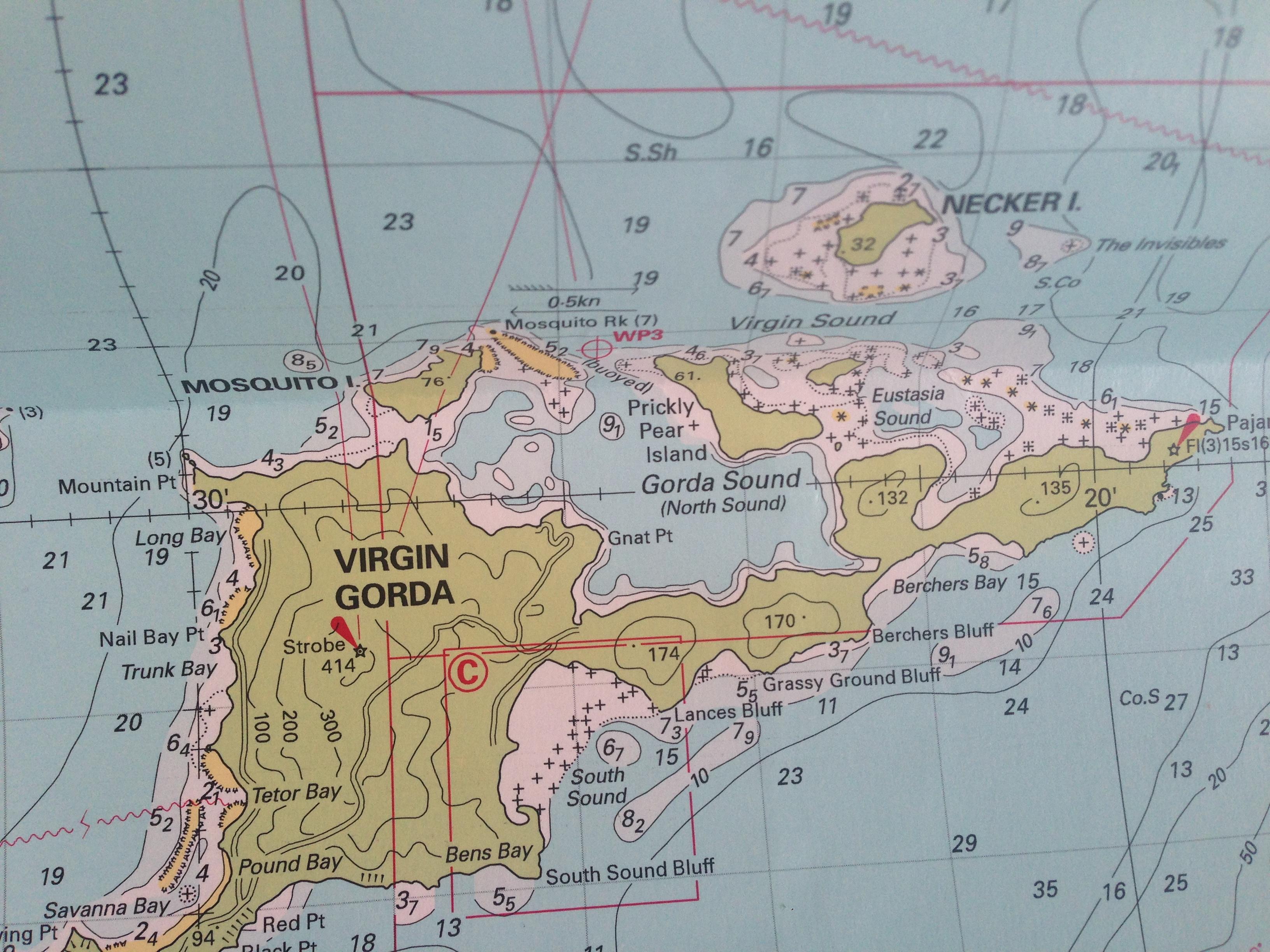 Sail to Biz Growth and see Virgin Gorda Island