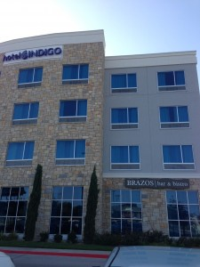 J.R. Atkins reviews Hotel Indigo Waco