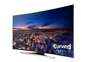 Samsung 4k curved TV