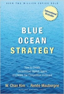 J.R. Atkins Recommends Blue Ocean Strategy